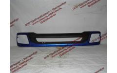 Бампер FN3 синий самосвал для самосвалов фото Липецк