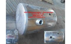 Бак топливный 380литров круглый H2/H3 фото Липецк