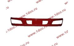 Бампер F красный пластиковый для самосвалов фото Липецк