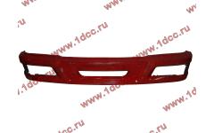 Бампер FN2 красный самосвал для самосвалов фото Липецк