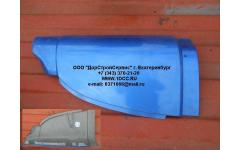Обтекатель кабины левый HANIA синий фото Липецк